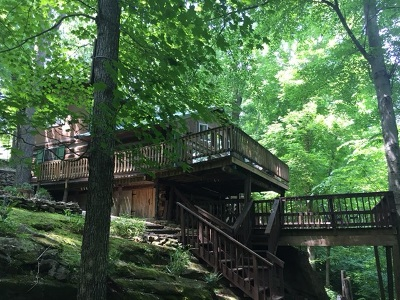 Grayson County Single Family Home For Sale: 523 Indian Ridge Road