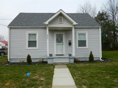 Elizabethtown Single Family Home For Sale: 502 Stewart Street