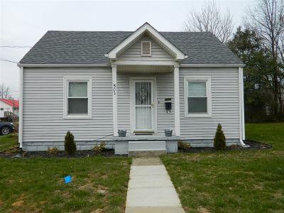 Hardin County Single Family Home For Sale: 502 Stewart Street