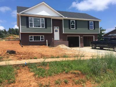 Elizabethtown Single Family Home For Sale: LOT 44 Columbia Drive