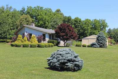 Elizabethtown Single Family Home For Sale: 197 Monica Drive