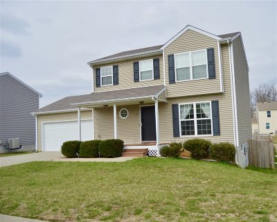 Elizabethtown Single Family Home For Sale: 211 Greenleaf Drive