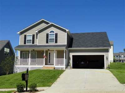 Elizabethtown Single Family Home For Sale: 419 Jey Drive
