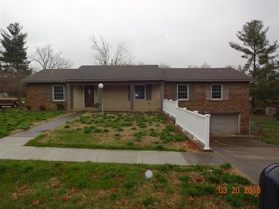 Radcliff Single Family Home For Sale: 1552 Beech Street