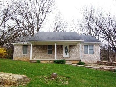 Bardstown Single Family Home For Sale: 103 Angela Drive
