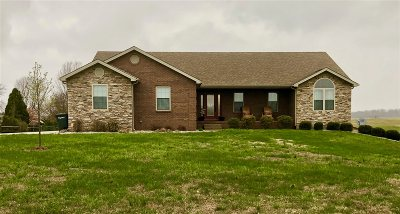 Elizabethtown Single Family Home For Sale: 5561 Bacon Creek