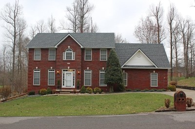 Elizabethtown Single Family Home For Sale: 104 Deercreek Lane