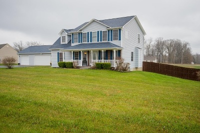 Rineyville Single Family Home For Sale: 127 Genrose Drive
