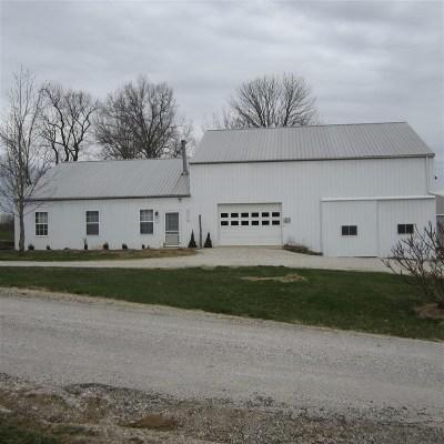 Breckinridge County Single Family Home For Sale: 503 Dunaway Lane