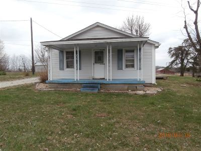 Big Clifty Single Family Home For Sale: 16197 Leitchfield Road