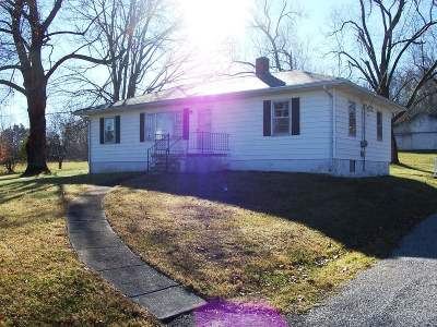 Meade County Single Family Home For Sale: 7515 Highway 60