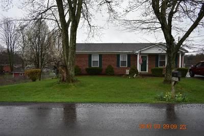 Vine Grove Single Family Home For Sale: 802 Cedarcrest Drive