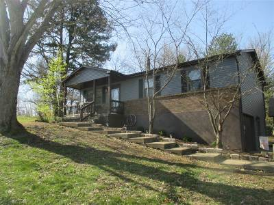 Radcliff Single Family Home For Sale: 329 Valley View Drive