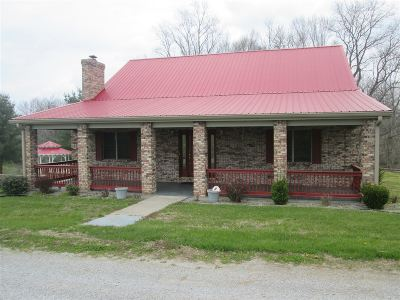 Campbellsville Single Family Home For Sale: 571 Lyle Road