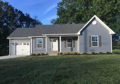 Elizabethtown Single Family Home For Sale: 1650 Hodgenville Road