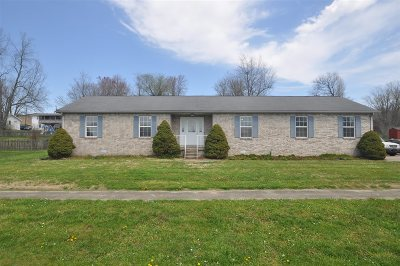Vine Grove Single Family Home For Sale: 104 Airport Road