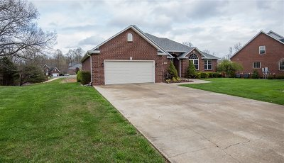 Elizabethtown Single Family Home For Sale: 107 Pebblestone Way