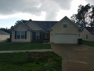 Radcliff Single Family Home For Sale: 130 Apple Court