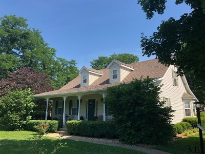 Meade County Single Family Home For Sale: 1530 Arnold School Road