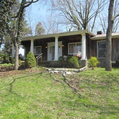 Irvington Single Family Home For Sale: 655 Dry Valley Church Lane