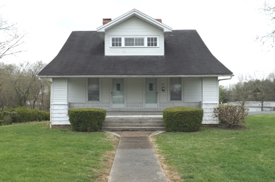 Campbellsville Single Family Home For Sale: 305 S Central Avenue