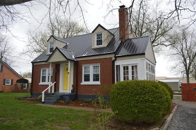 Elizabethtown KY Single Family Home For Sale: $148,000
