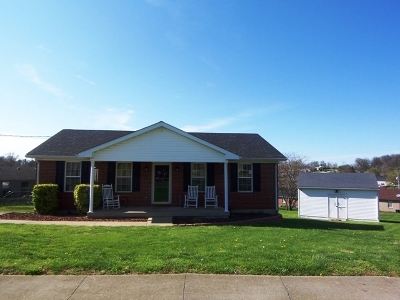 Bardstown Single Family Home For Sale: 102 Carnegie Court