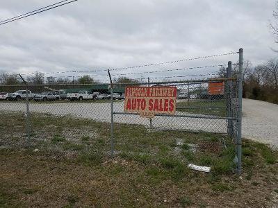 Hodgenville Commercial For Sale: 88 Miller Road
