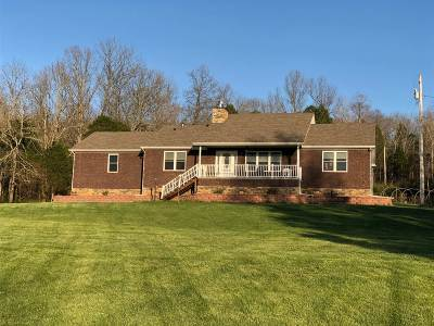 Irvington Single Family Home For Sale: 688 Blue Fork Lane
