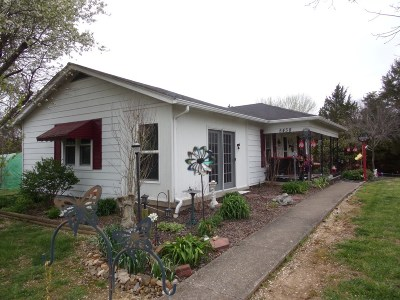 Grayson County Single Family Home For Sale: 5438 Highway 62