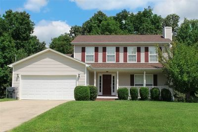Elizabethtown KY Single Family Home For Sale: $225,000