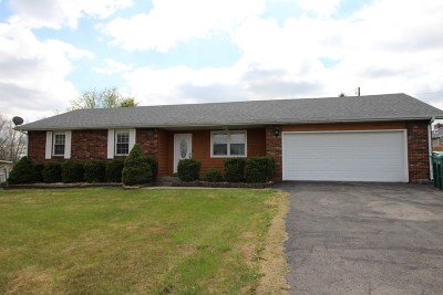 Radcliff Single Family Home For Sale: 986 Shelton Road