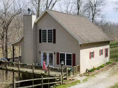 Breckinridge County Single Family Home For Sale: 488 Whippoorwill Cove Lane