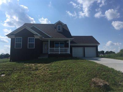 Elizabethtown KY Single Family Home For Sale: $209,900