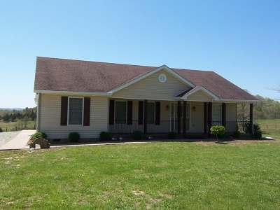 Bardstown Single Family Home For Sale: 153 Memory Lane
