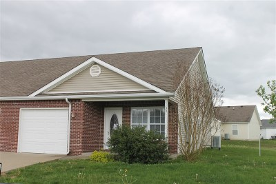 Elizabethtown KY Single Family Home For Sale: $114,900