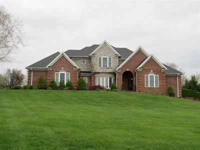 Elizabethtown Single Family Home For Sale: 175 Emerald Way