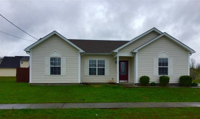 Radcliff Single Family Home For Sale: 122 Daneswood Court