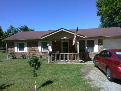Radcliff KY Single Family Home For Sale: $85,000