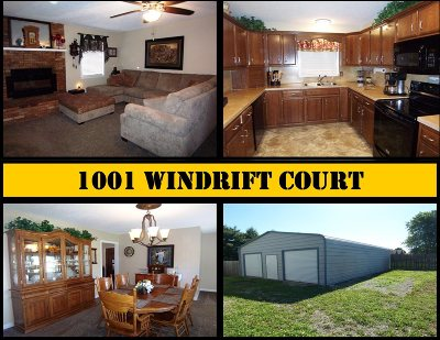 Bardstown Single Family Home For Sale: 1001 Windrift Court