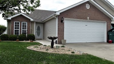 Elizabethtown Single Family Home For Sale: 124 Applewood Lane