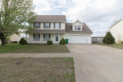 Radcliff Single Family Home For Sale: 106 Wiselyn Drive