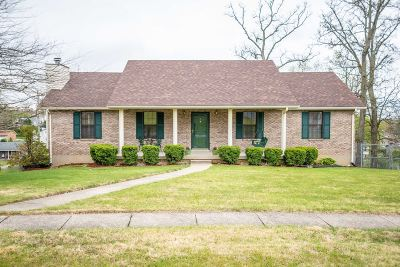 Radcliff Single Family Home For Sale: 100 Joseph Court