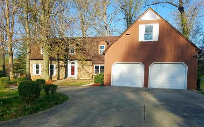 Elizabethtown Single Family Home For Sale: 809 Sunrise Lane