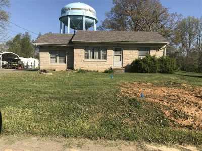 Elizabethtown Single Family Home For Sale: 706 N Mulberry Street