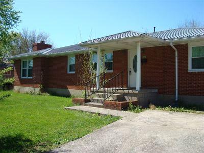 Elizabethtown Single Family Home For Sale: 407 Lexington Avenue
