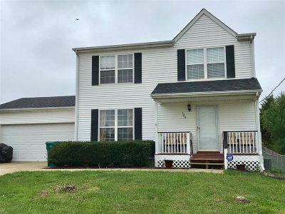 Elizabethtown Single Family Home For Sale: 106 Ivy View Lane