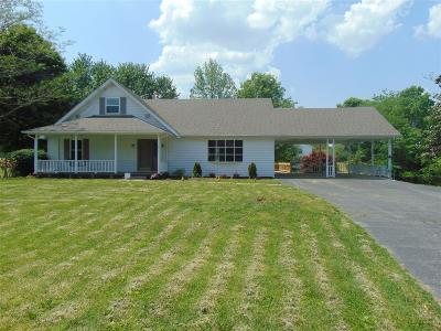 Hardyville Single Family Home For Sale: 4993 S Jackson Highway