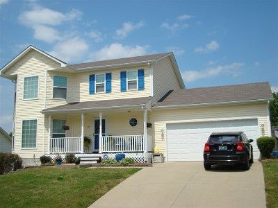 Elizabethtown Single Family Home For Sale: 415 Jey Drive