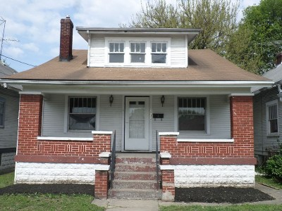 Louisville Single Family Home For Sale: 1732 Dixie Highway